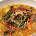 Massaman Curry (Ente)