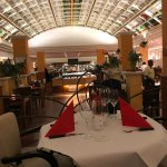 Einrichtung des Maredo's in Wien