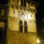 Boekentoren - binnenplaats van Steen