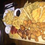 The sharing platter for 2 !