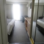 Just as you come in front door. This is the Executive Suite