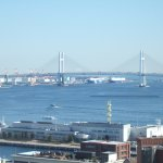 Photo of Yokohama Bay Bridge