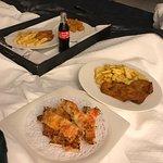 Casi 44 euros de comida y muy mejorable...
