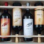 destaque para os vinhos de produção limitada