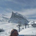 An der Skistation Sommerberg