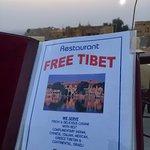 Photo of Free Tibet