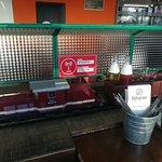 Foto de Vytopna Railway Restaurant - Vaclavske namesti