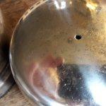 Dirty Salt & Pepper pots
