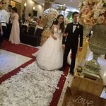 Happy Wedding Day , Grace & Chiko , February 10, 2018 .at Gracia Ballroom