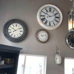 more clocks on wall