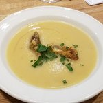 Ginger Salsify Soup