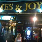Bilde fra James & Joyce Irish Pub
