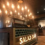 Our famous updated salad bar!
