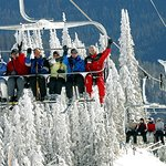Blue Mountain resort, ski or snowboard during the day and explore downtown Bethlehem at night