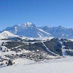 Station de Ski les Saisies