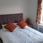 Wagtail double bed room.