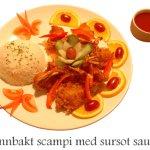 Bilde fra Paletten Kinarestaurant