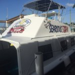 Searious Adventures new boat - The Storm