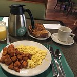 Complimentary Breakfast for $7