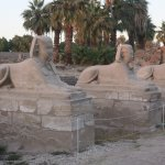 Link between Karnak and Luxor