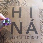 Foto de Hiná Fish & Lounge