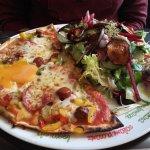 Pizz' Salade