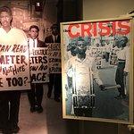 The Crisis magazine poster
