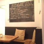 Foto de Ginger Wine Bar and Delicatessen