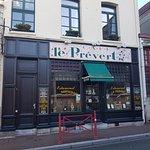 Une bonne adresse à Douai ! Produits frais Quelques plats régionaux et dîner tardif sur réservat