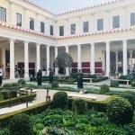 peristyle gardens
