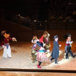 Photo of Buffalo Bill's Wild West Show with Mickey & Friends
