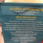 Foto de Le Coup D'Fourchette