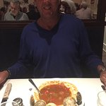 Perfect Presentation! Best Manhattan Clam Chowder with the clams in the soup. Delicious