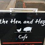 Foto de The Hen and Hog Cafe