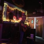 Ric Pattison rocked the house on his Breedlove guitar