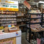 Locally produced jams and jellies
