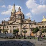 Guadalajara cathedral