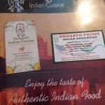 Swagath Indian Cuisine resmi