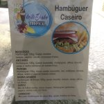 Hambúrguer Antunes