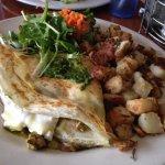 Foto de Crepevine Restaurant