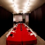 industrial chic dining for your event