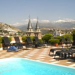 Foto de Hotel Barcelo Carmen Granada