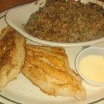 Cajun Grill Catfish