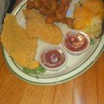 Fried Catfish and Shrimp