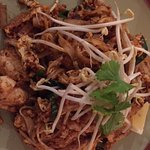 Chicken Pad Thai at Mai Thai