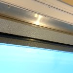 neverending top sill condensation.