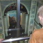 Лифт со стеклянными стенами