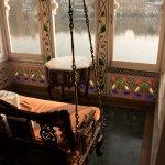 Bhagwat Suite, swinging love seat