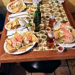 Great Dinner for 3 at El Abajeño in Culver City, CA