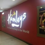 Brookefields Mall in Coimbatore with both International and domestic chains for clothing, jewell